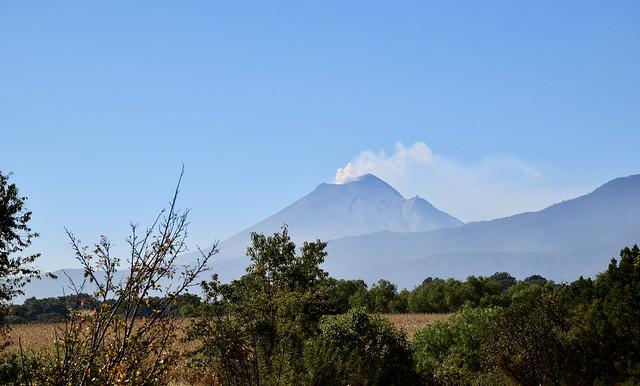Volcano Popocatepetl_Puebla_Mexico_0530