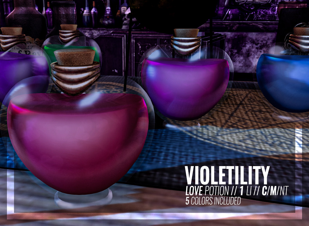 Violetility - Love Potions