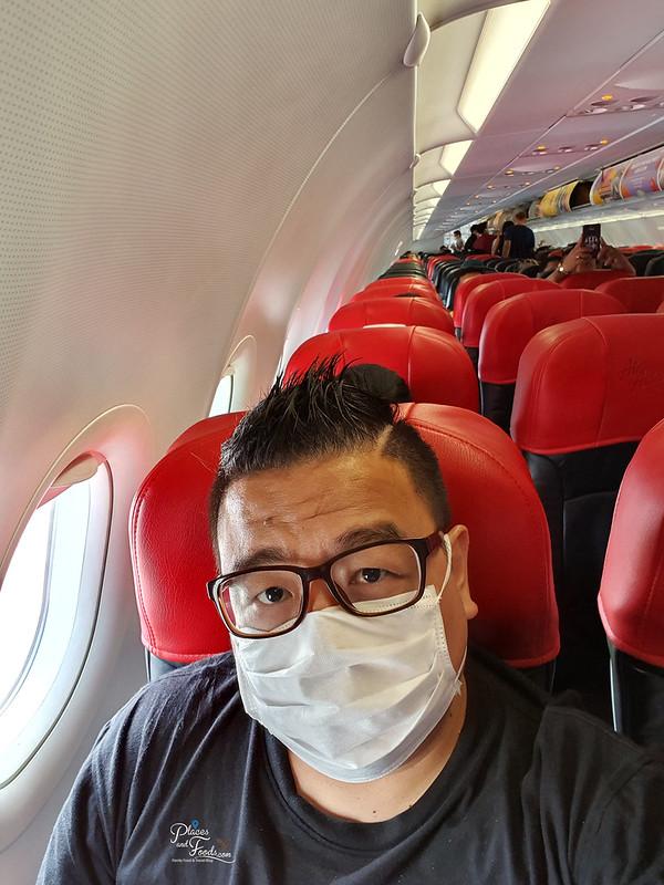 bangkok mask on