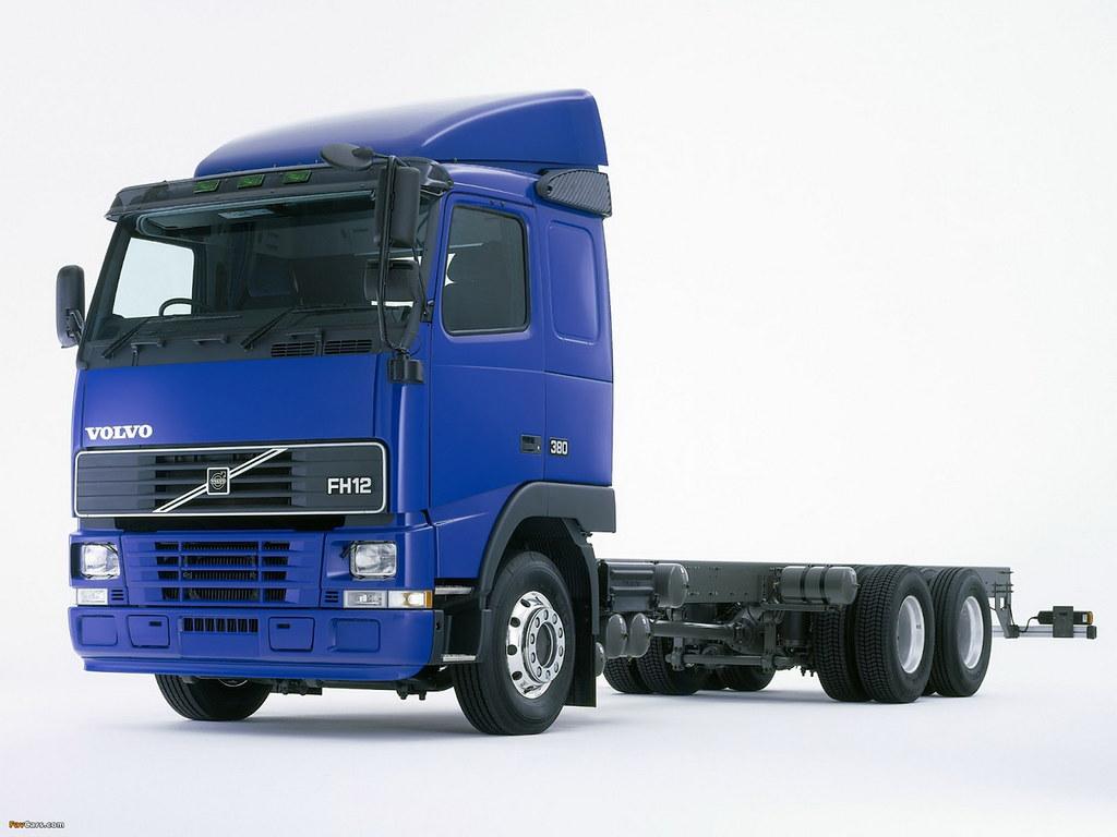 Volvo FH12 - Guaraná - 1993