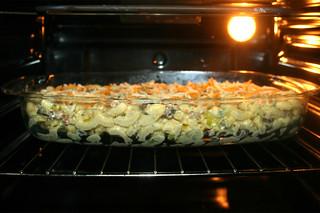 41 - Bake in oven / Im Ofen überbacken