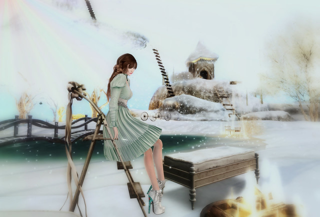 *Snow scene**