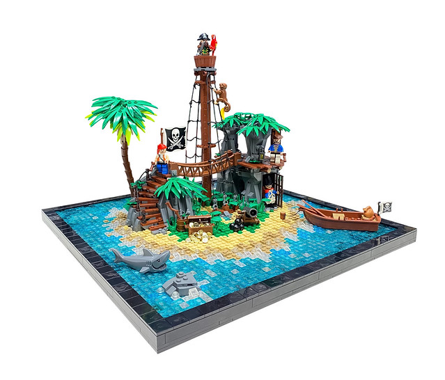 6270 Forbidden Island Remake