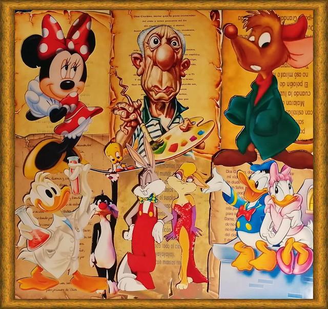 Pablo en Disney