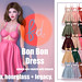 New Bon Bon Dress out for Saturday Sale (+Discounted Fatpack)
