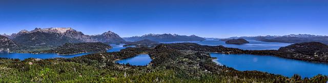 Bariloche desde el Campanario - Explore