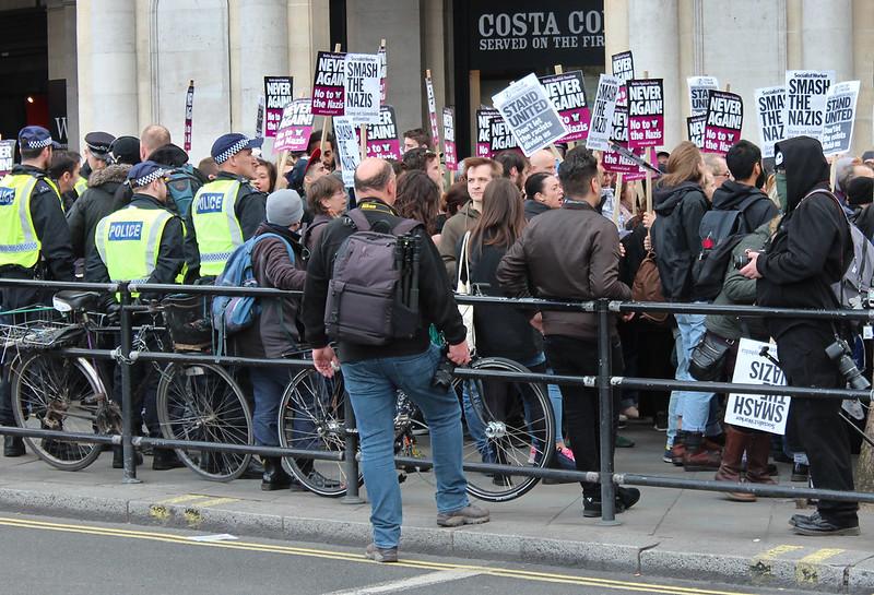 Unite Against Fascism 001