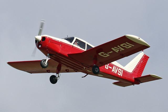 G-AVSI  -  Piper PA-28-140 Cherokee c/n 28-23148  -  EGBK 1/9/19