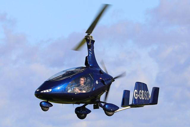 G-GDSO  -  RotorSport UK Cavalon c/n RSUK/CVLN/024  -  EGBK 1/9/19