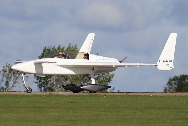 G-RAEM  -  Rutan long Ez PFA 074A-10638  -  EGBK 1/9/19