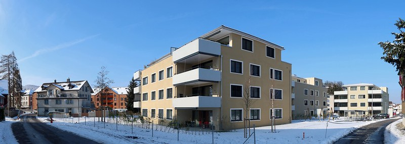 Thal SG - Residential Complex Löwenweg