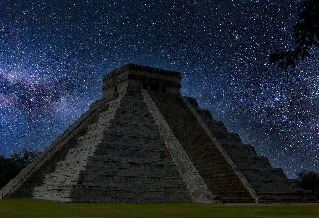 Chichén Itza, Yucatàn (Mexico)
