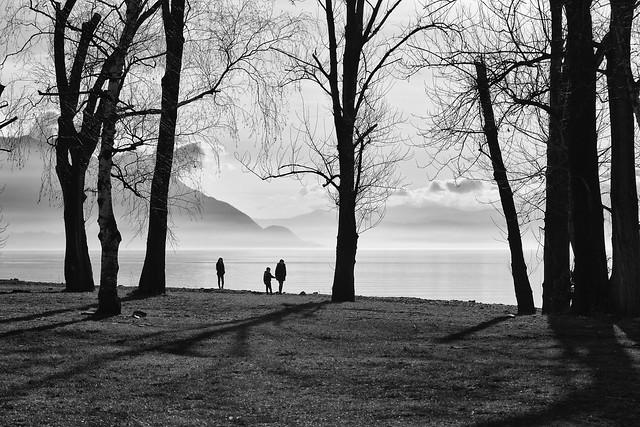 Quiet stroll