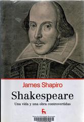 James Shapiro, Shakespeare
