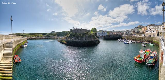 Puerto de Vega (Asturias)