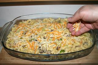 40 - Dredge with cheese & parmesan / Mit Käse & Parmesan bestreuen
