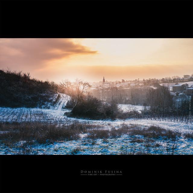 Frozen kingdom | Beaujolais (France)