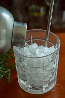 Bramble cocktail 2