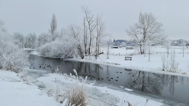Winterwunderland ohne Ende