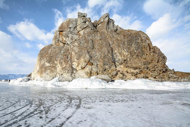 Baikal, rock
