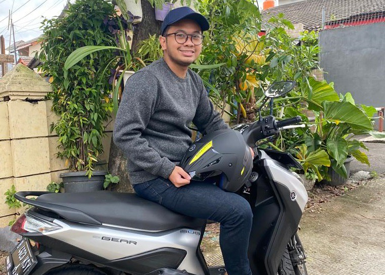 Rizky - User Yamaha GEAR 125