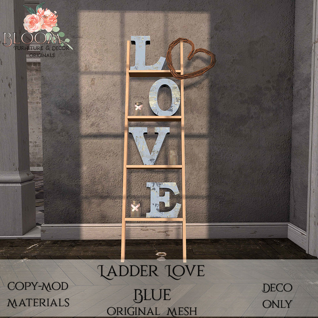 Bloom! – Ladder Love BLueAD