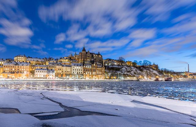 Frozen Stockholm