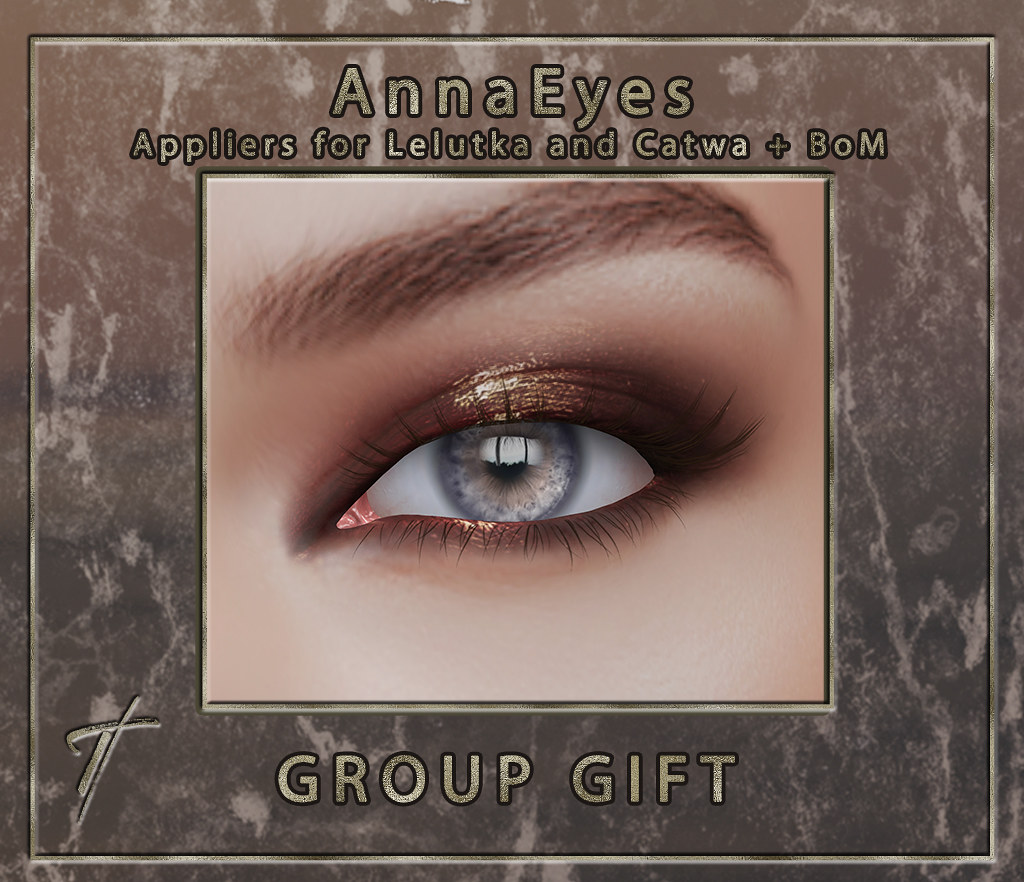 Tville – Anna Eyes – GROUP GIFT