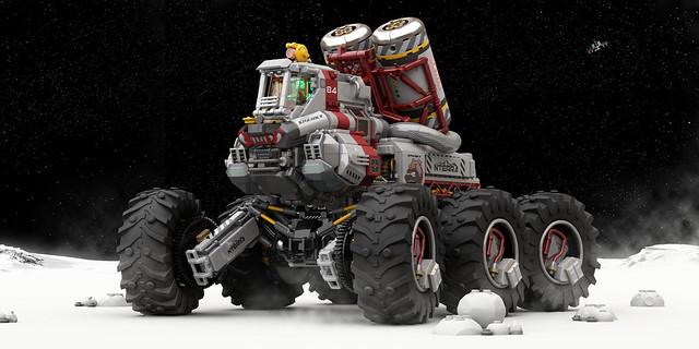 SPARKY Rover