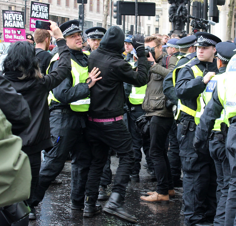Unite Against Fascism 007