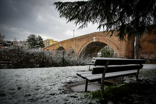 Neve a Cesena - Foto Marco Rossi (10)