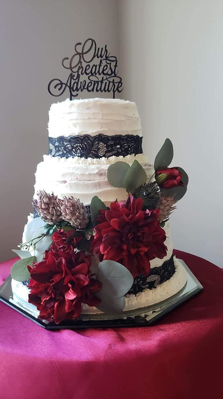 Cake by Country Cottage Sweets