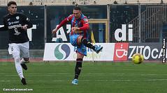 Paganese-Catania 0-0: Occasione sprecata