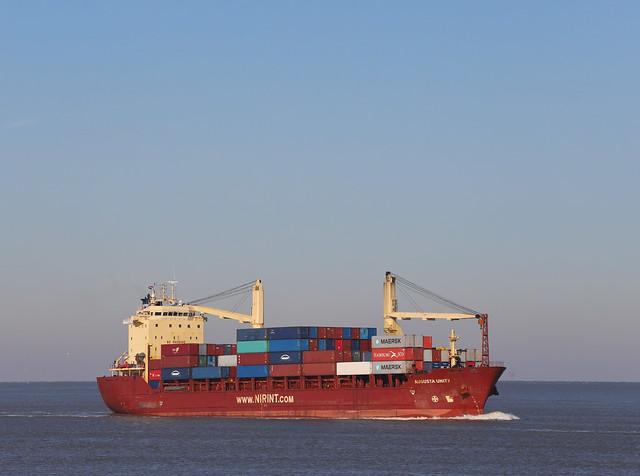 1291 Vrachtschip Augusta Unity Mvt 13-02-2021