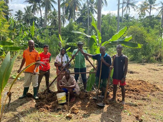 Zanzibar Report - Permaculture Course
