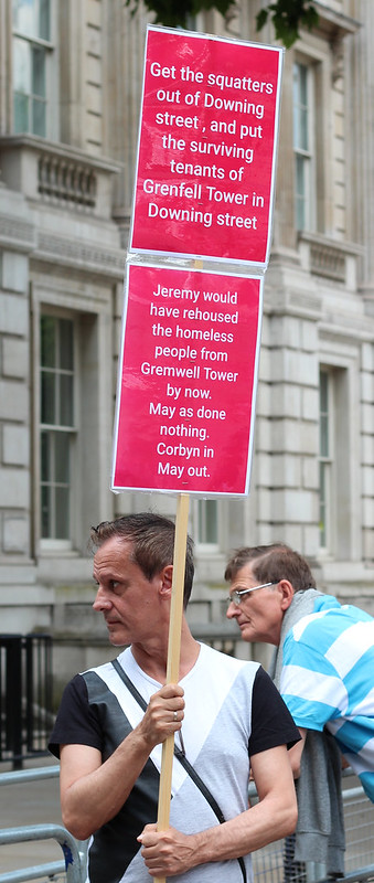 Tories Out: Justice for Grenfell