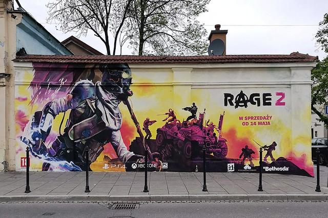Weronika Kasprzyk, Rage 2