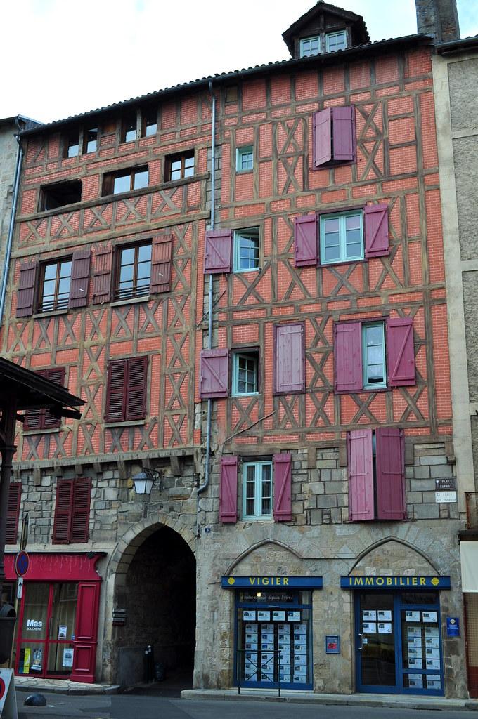 Beautés figeacoises, Figeac, Quercy, Lot, Occitanie, France*