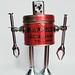 ROBOT APELSTROOP