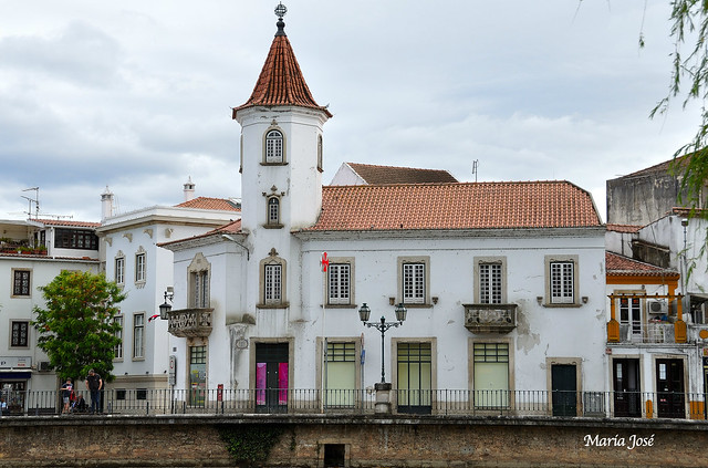 House in the old part of Tomar