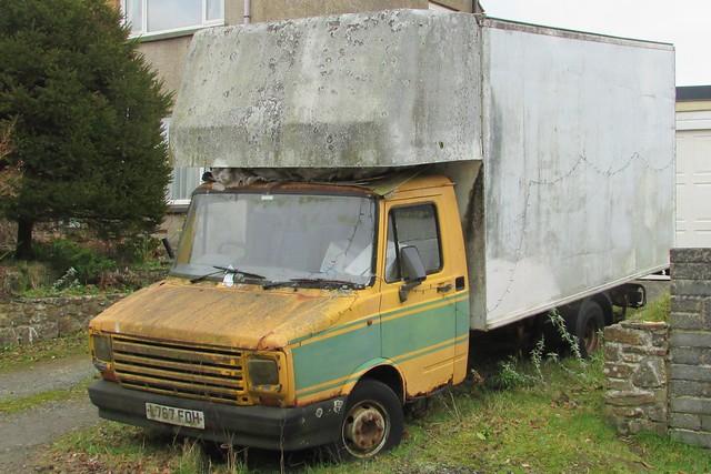 Leyland DAF 400 3.5t