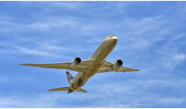 Etihad Airways A6 - BNB