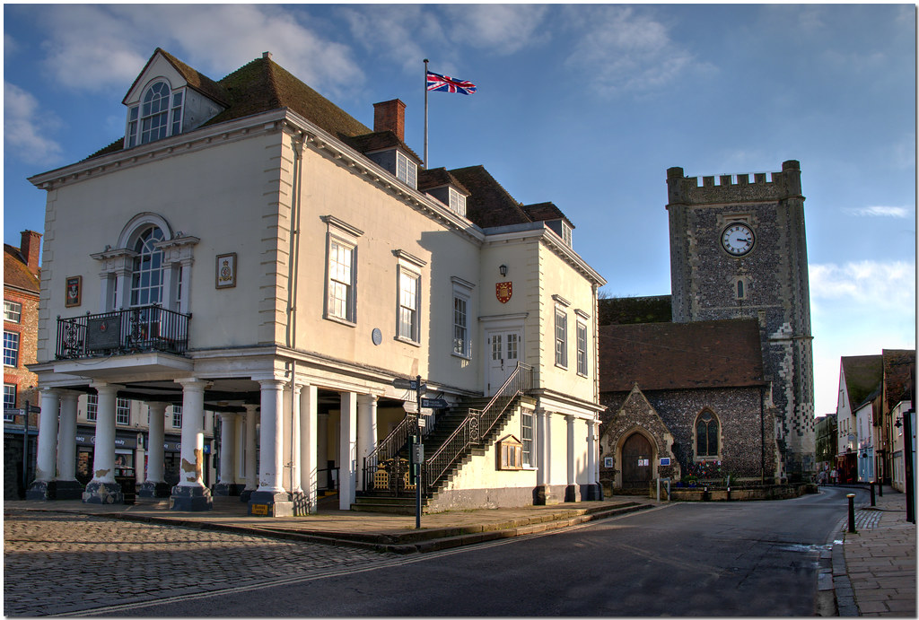 Wallingford Town Hall, Oxfordshire
