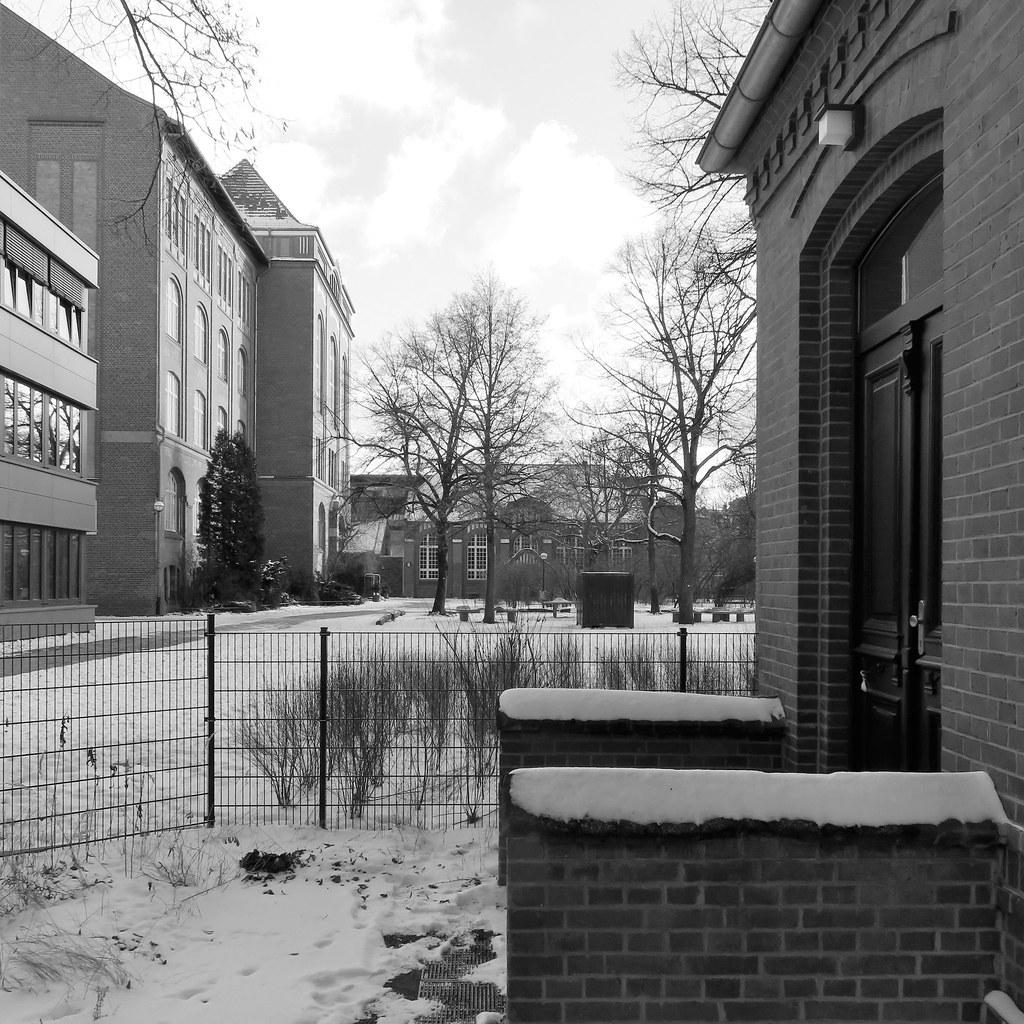 Berlin-Pankow, Schulstraße, 2021