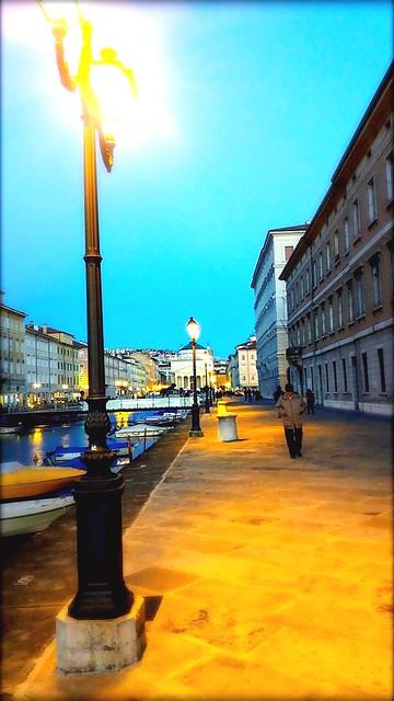 Metti una sera a Trieste
