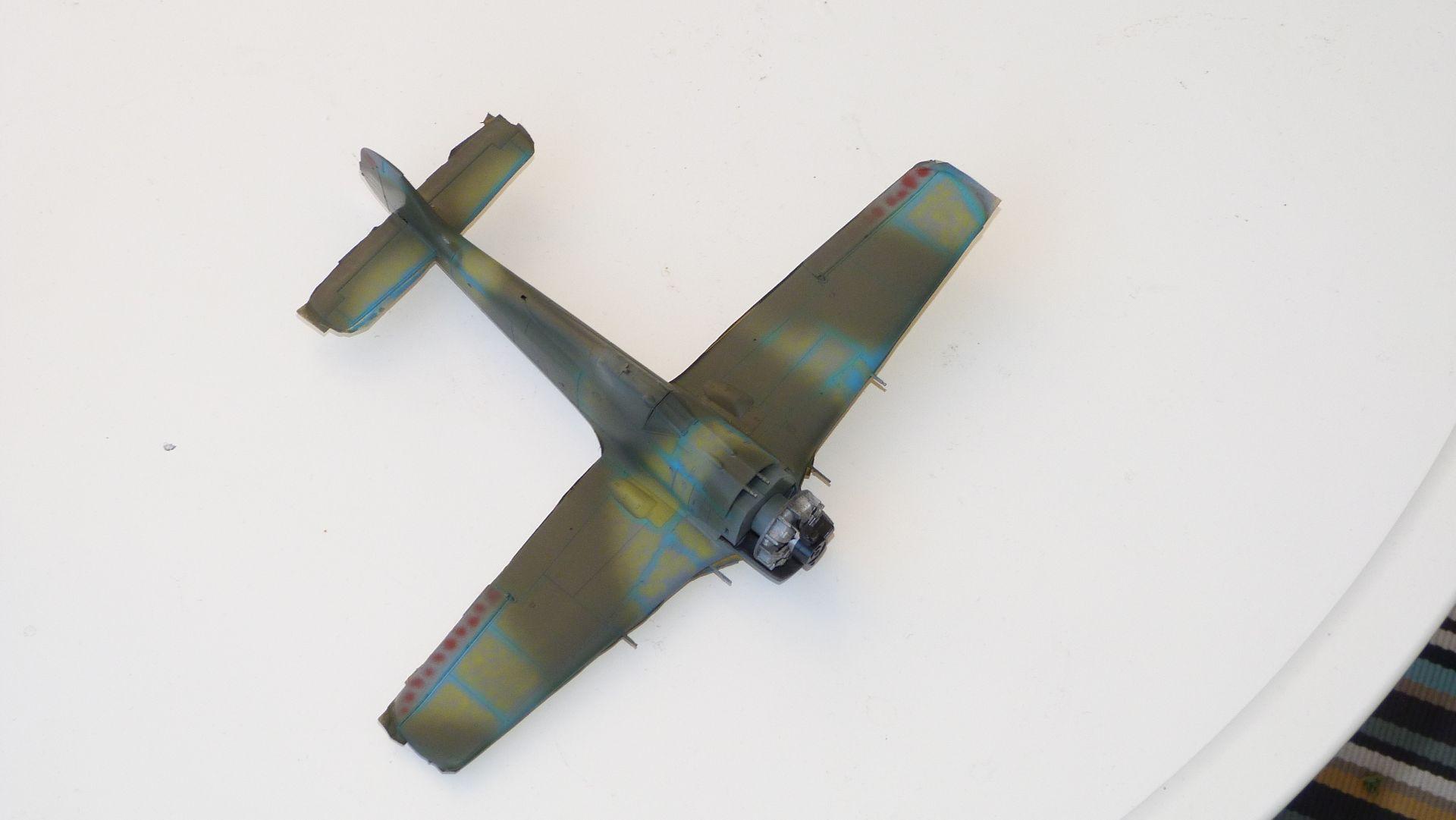 FW-190A-3 Escuadrilla Azul - Sida 2 50939741751_469c683581_o