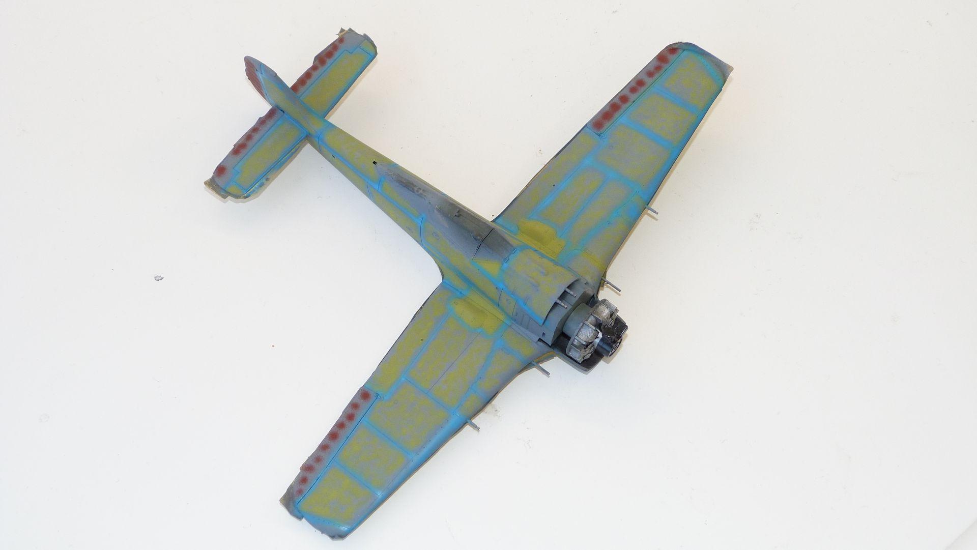 FW-190A-3 Escuadrilla Azul - Sida 2 50939846192_c474844ea2_o