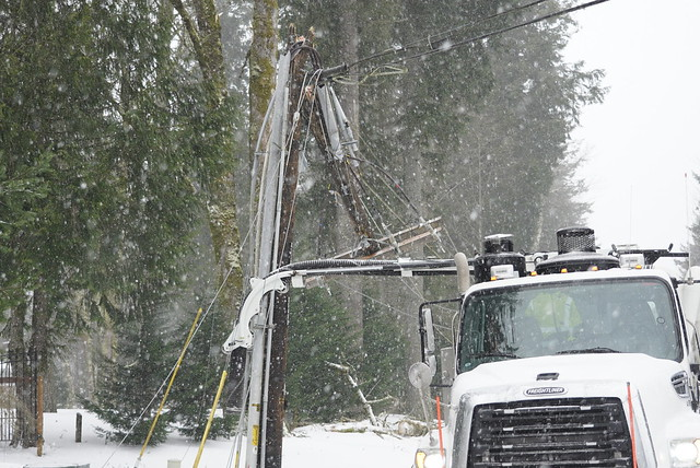 Repairs at SE 96TH ST, SNOQUALMIE