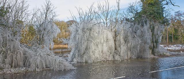 Icy Norfolk