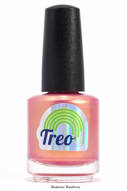 Treo Lacquer Dawn Review